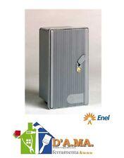 Contenitore cassetta per contatore ENEL monofase con serratura a chiave