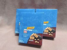 45x PowerBar Protein Plus Bar Chocolate PeanutButter 2.12 oz / 20 g Protein Each