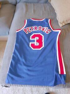 camiseta baloncesto petrovic new jersey nets SHIRT, NBA