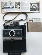 Vintage polaroid automatic 250 land camera With Zeiss Ikon Range And Viewfinder