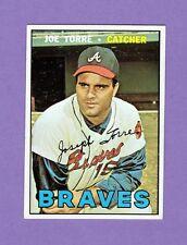 Joe Torre 1967 Topps Baseball Card #350 HOF'er Atlanta Braves Yankees Mint Rare