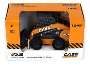 1:32 Case SV340B Skid Steer Loader Toy