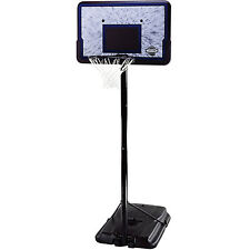 """Lifetime 44"""" Portable Adjustable Height Basketball System Outdoor Pro Height"""