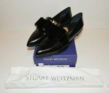 NEW Stuart Weitzman Tuxarkana Velvet Bow Loafers Size 10 M $425 NIB