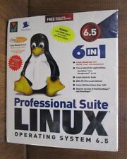 Software Linux Professional Suite Operating System 6.5 6 in 1 New Sealed