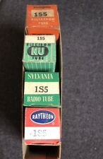 Lot Of 4 New In Box Raytheon Sylvania Nu Westinghouse Electronic Tube Is5
