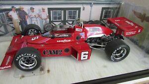 Carousel 1 1976 Mario Andretti Penske McLaren 16 offy race car Indy 500 1:18