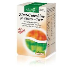Alsiroyal Zimt-Catechine für Diabetiker Typ II, 90 Kapseln für 90 Tage