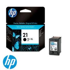 HP 21 BLACK ORIGINAL INK CARTRIDGES