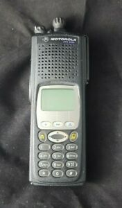 Motorola XTS5000 Model III 700/800 P25 H18UCH9PW7AN DES Encryption FPP Aligned