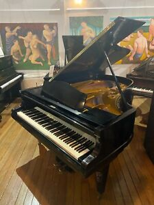 Black Bluthner Style 7 Grand Piano at Sherwood Phoenix NO RESERVE PIANO AUCTION