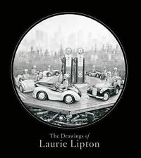 The Drawings of Laurie Lipton (Hardback or Cased Book)