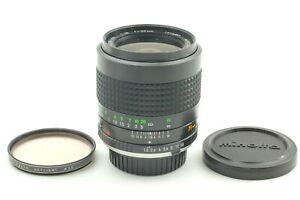 【NM/w.cap.fl】Minolta MC W.Rokkor-HH 35mm f1.8 MF Wide Angle Lens from japan #396