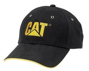 CAT Workwear Mens Essentials Moisture Wicking Cotton Cap