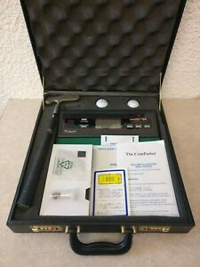 Computter Golf Game Excellent Condition Portable Putter In Carry Case Rare