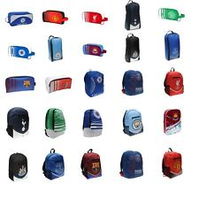Football Club Backpack Soccer Team Bag Rucksack