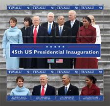 Tuvalu 2018 US President Trump Inaguration   I201805