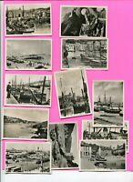 1939 SENIOR SERVICE BRITISH CIGARETTES COASTWISE 12 CARD LOT