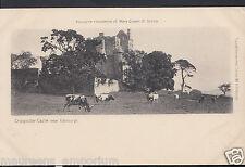 Scotland Postcard - Craigmillar Castle Near Edinburgh  RT416
