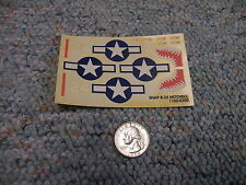 Monogram decals 1/72 Snap-Tite B-25 Mitchell   L24