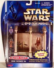 Star Wars Action Fleet Mini Scenes #6 THRONE ROOM RECEPTION MOC EPISODE 1 I