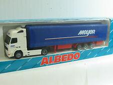 ALBEDO SATTELZUG MEYER TRANSPORTE / X820