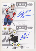 11-12 Panini Contenders Tomas Vincour Auto NHL Ink Rookie