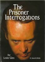The Prisoner Interrogations - *NEW* Quiz Book Patrick McGoohan Portmeirion