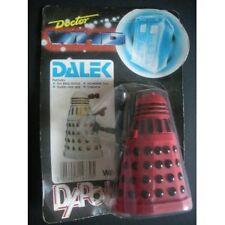 Doctor Who Dapol Dalek Red w/ Black Action Figure BNIP