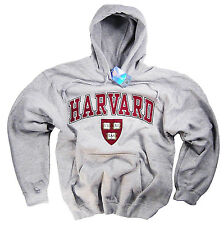 Harvard Shirt Hoodie Sweatshirt College University Crimson NCAA Licensed