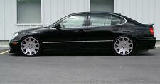 MRR HR3 Wheels Rims 20x8.5 20x9.5 5x114.3 Lexus GS300 GS350 GS400 GS430 LS400