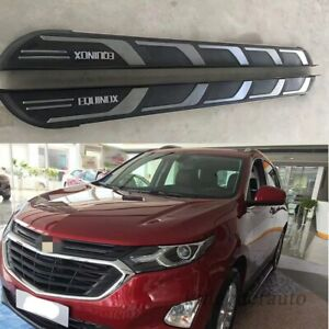 fits for Chevrolet equinox 2018-2021 Running board nerf bar side step