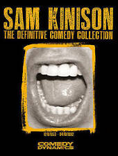Sam Kinison: The Definitive Comedy Collection (DVD, 2016, 7-Disc Set, CD/DVD)