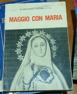 MAGGIO CON MARIA sussidi liturgici per il mese mariano Ferrini 1975