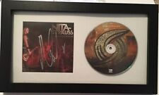 Nita Strauss Signed Controlled Chaos Framed CD Display Guitar w/EXACT PROOF (B)