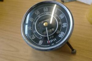 AC SPEEDOMETER SUNBEAM RAPIER 1959 - ON NON OVERDRIVE 229920