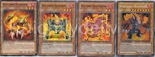 Volcanic Deck Request Doomfire - Blaze Accelerator - Yugioh Cards - Near Mint