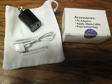 AC Power Charger & USB Data Sync Charging Cable for Apple iPhone 3 4G 4S Ipad1 2