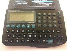 Rolodex Electronics Franklin Personal Organizer   Model RF 1032