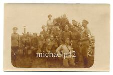 Russian WWI Life Guards Kexgolmsky Regimental Badge Sword Arisaka Rifles Photo