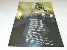 RED HOT CHILI PEPPERS - Publicité de magazine / Advert STADIUM ARCADIUM !!!!!!!