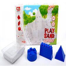 MAGIC Gioco Sabbia superset cava di Sabbia Giocattolo Stampi Forme Castello FORT Kids Play Set