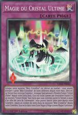 ♦Yu-Gi-Oh!♦ Magie du Cristal Ultime (Bete Cristalline): LED2-FR040 -VF/Super R.-