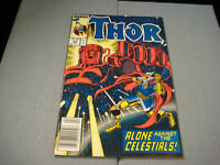 The Mighty Thor #388 The Celestials! (1988, Marvel)