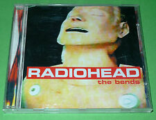 RADIOHEAD CD THE BENDS 1995 VERY GOOD+ THOM YORKE 8296262