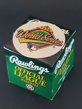 96 WORLD SERIES RAWLINGS OFFICIAL MAJOR LEAGUE BASEBALL - FREE SHIPPING