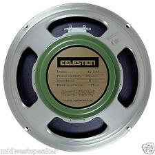 "Celestion G12M Greenback 12"" Guitar Speaker - 8 ohm 25 Watts - FREE SHIPPING!"