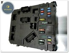 CITROEN PEUGEOT control module BSI fuse box : F04 9659579180 S118085400A CP