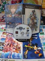 Playstation 2 PS2:Kingdom Hearts II [TOP RPG & 1ERE EDITION RARE] COMPLET - Fr