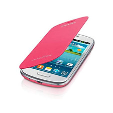 Samsung Flip Cover Case for Samsung Galaxy SIII Mini - pINK
